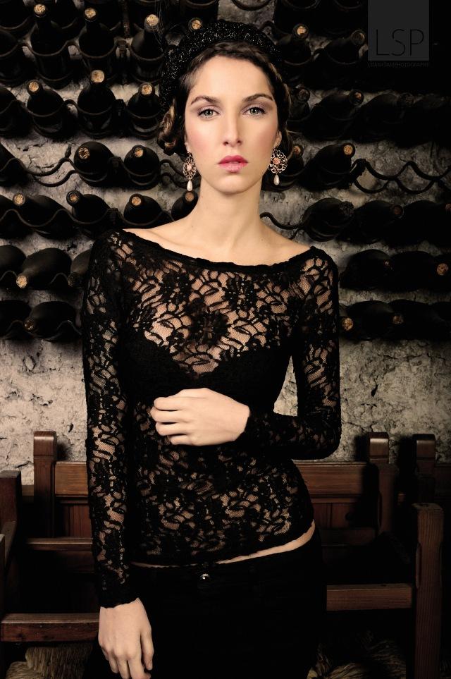 CHIARUZZI ARGENTO CAMPAIGN, Hair & Make Up by Valentina Costa
